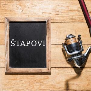 RODS/STAPOVI
